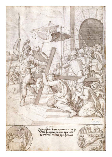 014- Jesus hacia el Calvario-De Aetatibus Mundi Imagines