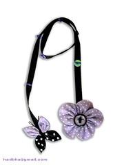 Marcador de página (Minhas Crias) Tags: handmade flor artesanato borboleta fuxico joaninha retalho trabalhosmanuais coraçãotecido