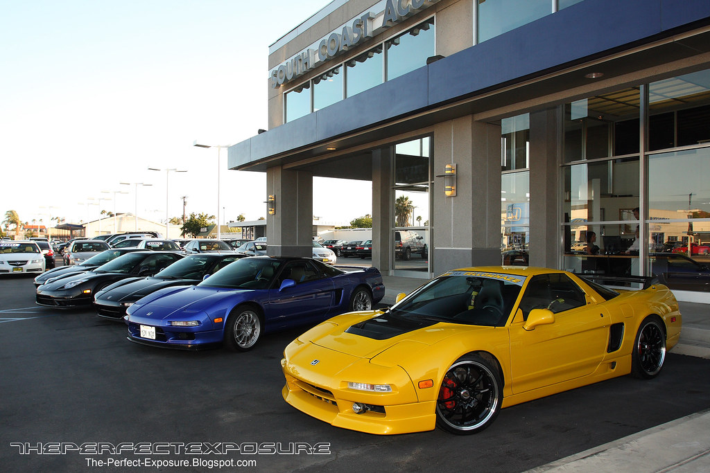 South Coast Acura >> Acura Nsx Monthly Meet South Coast Acura Dealer 6 4 09 Supra Forums