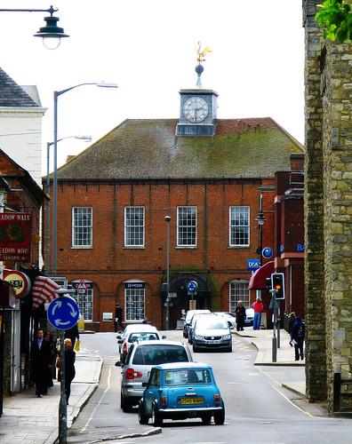 town hall buckingham