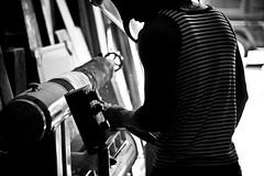 dennis lin (serhio) Tags: wood portrait bw white toronto ontario canada man black sexy male guy shirt digital canon magazine studio dead liberty eos rebel 50mm artist atlantic seven dennis lin avenue libertyville sergei striped ville mag forty xti 400d yahchybekov serhio serhiophoto