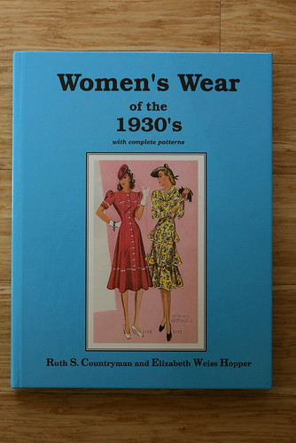 women's wear of the 1930s