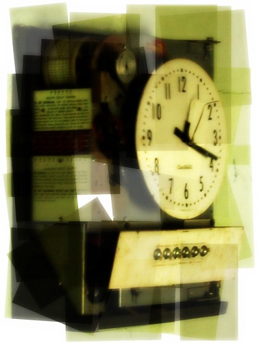 Clock Frozen in Time - IMG_6566