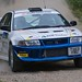 Winner of Scottish Rally 2009: MIKE FAULKNER, PETER FOY
