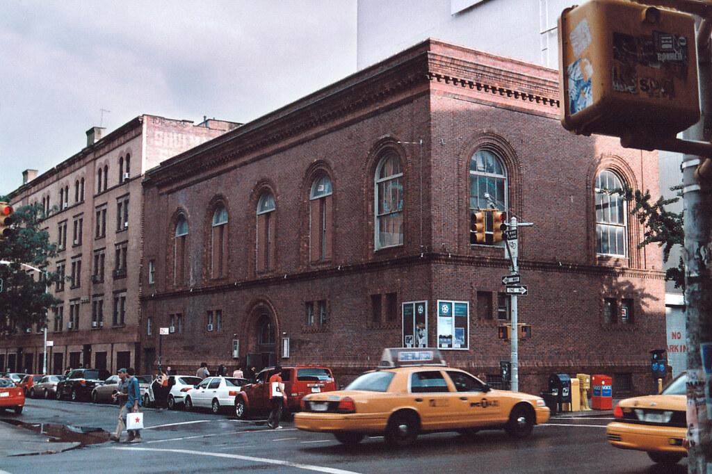 Anthology Film Archives, NYC