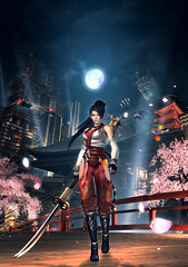 Ninja Gaiden Sigma 2 - Momiji