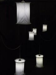Lamparinas - P&B natural (Tales Gremen) Tags: light luz dark macabre abajur escuro macabro lamparina
