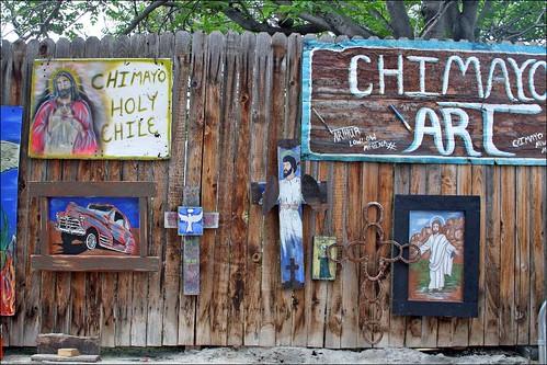 Chimayo art