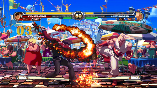 KOF XII Screenshot 2