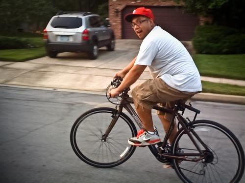 14/365 New Bike