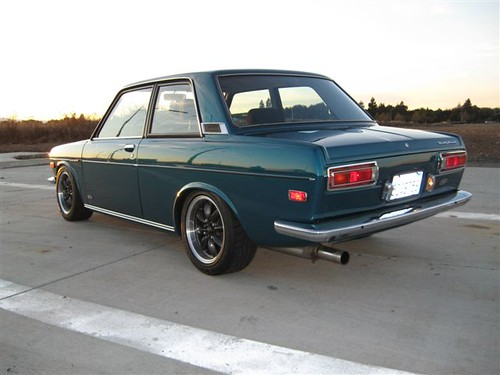 1972 Datsun 510 For Sale Driver Rear - a photo on Flickriver