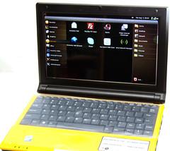 yellow netbook (_gem_) Tags: yellow computer notebook pc technology laptop philippines screen monitor manila linux ubuntu operatingsystem generic ubuntulinux netbook oem metromanila umpc unbranded r69 netbookremix ubuntunetbookremix intelr69 shanzai