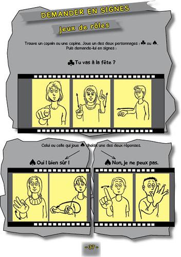 page 37 parler en signes