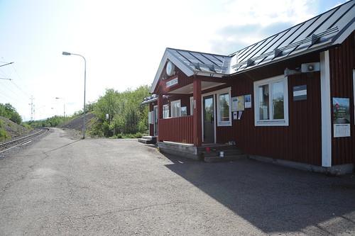 AbiskoTurist駅