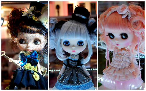 Blythe Dolls at Booth B05