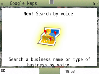 Screenshot Google Maps4.1.0