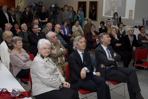 Viering Louis Tobback 15 jaar burgemeester van Leuven