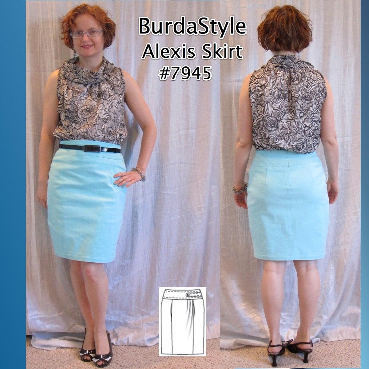 BurdaStyle Alexis Thumbnail