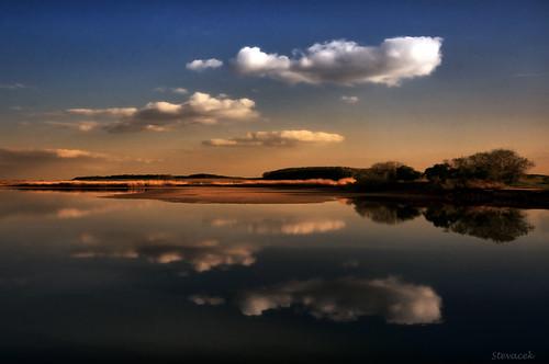 Nohavicka pond by Stevacek