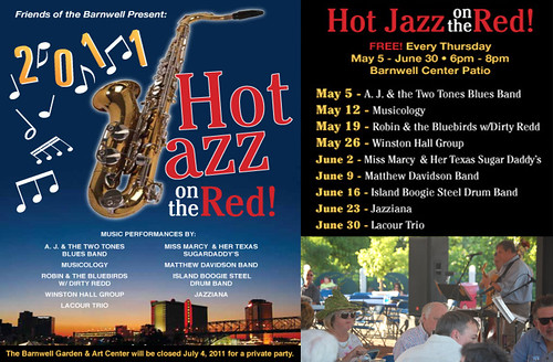 Barnwell's Hot Jazz on the Red on Thursdays by trudeau