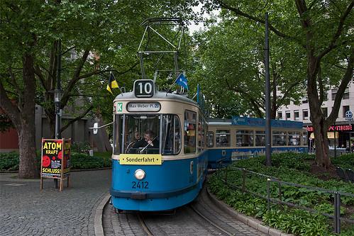 Ehrenrunde am Sendlinger Tor