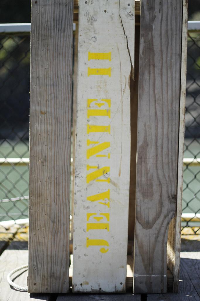 Trinidad Crates JEANNIE II