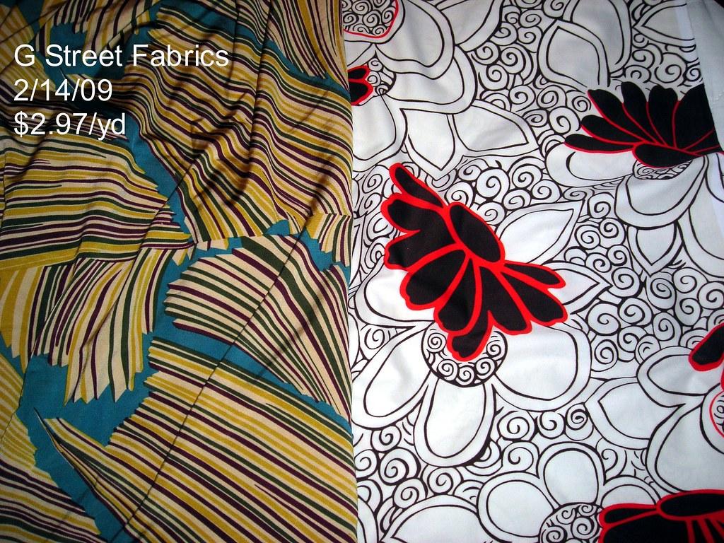 2-14-09 G Street Fabrics