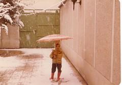 دلمان بسی برای برف تنگ شده (Nahidyoussefi) Tags: winter snow cold umbrella boats iran boots hiver neige tehran froid parapluie téhéran