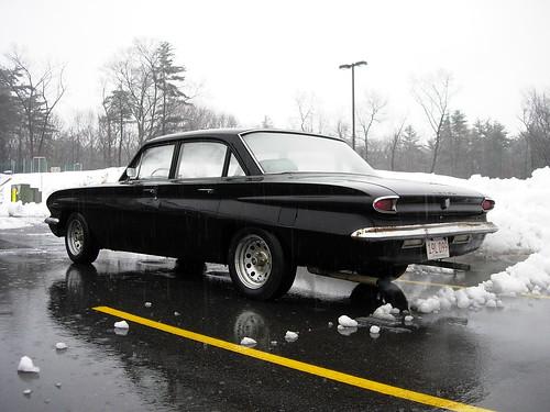 1962 Buick SPECIAL four door sedan