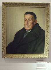The Banker - Painting At The Banbury Museum, O...