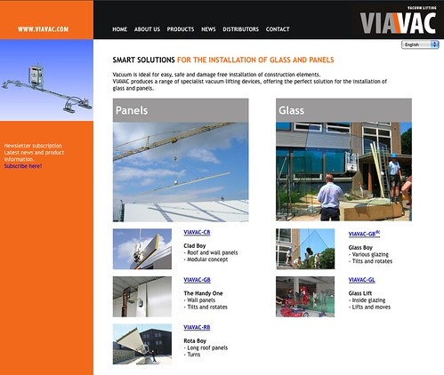Screenshot - viavac.com