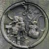 Ouroboros (Uroborus) and scene (Leo Reynolds) Tags: squaredcircle cemetery cemeterysymbol ouroboros uroborus snake asp groupcemeterysymbolism canon eos 30d 0017sec f45 iso100 56mm sqrandom serpent sqset034 xleol30x hpexif xratio1x1x xsquarex xx2009xx
