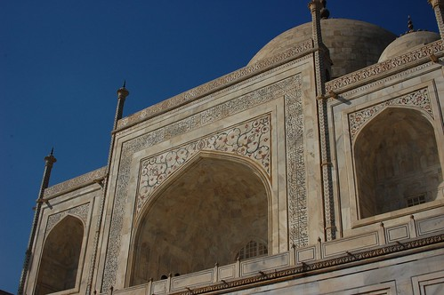 on more of the Taj