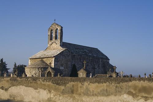 Chapelle Sainte Croix - Saint Andiol