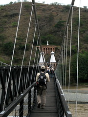Puente de Occidente (Coral, Antioquia, Colombia) Photo