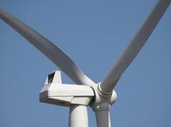 Indiana Wind Farm 05 (Hammer51012) Tags: geotagged energy wind indiana windmills generators windfarm renewable bentoncounty sp570uz fowlerridge