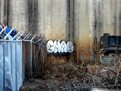 Chad (Steady Decline) Tags: old abandoned oregon portland one chad or pdx sa graffit 08 saone scapoose chadsly