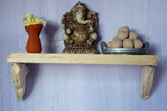 shrine to ganesha