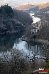 Le Ban (Pilat-Oueb) Tags: ban barrage rive valle pilat oueb