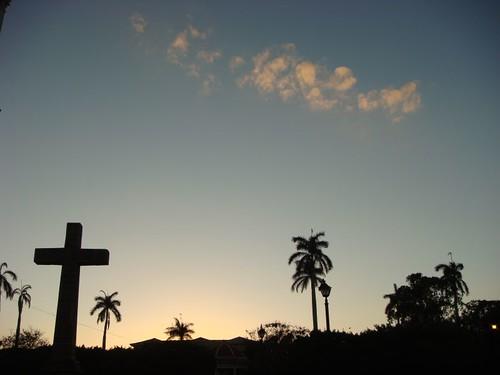 Sunset over Granada - Nicaragua