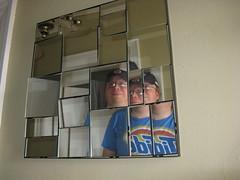 Wonky Mirror
