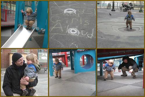soho playground march 2009