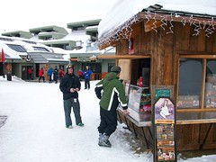 Best Burger Shack Ever! (cozmo54901) Tags: montana snowboard bigsky rockymountains