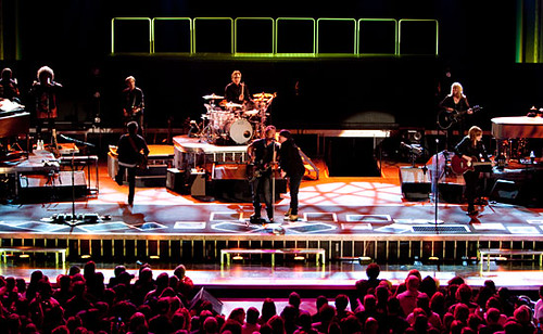 Bruce Springsteen & The E Street Band -- 3/23/09 Convention Hall, Asbury Park, New Jersey [copyright Michael Zorn]