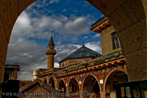Sufi Shrine at Cappadocia by voyageAnatolia