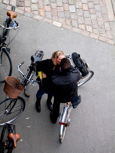 Bicycle Kiss