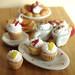 Miniature Whipped Cream