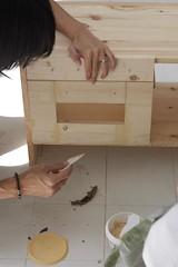 DIY play-stove for aina