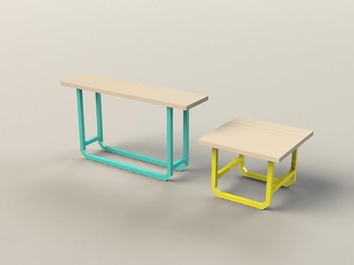 Barn Siding Tables