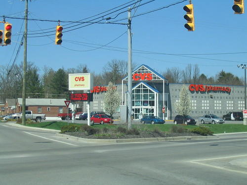 Princeton (WV) United States  City pictures : Former Revco store now CVS , Princeton, WV by Andrew T...has left the ...